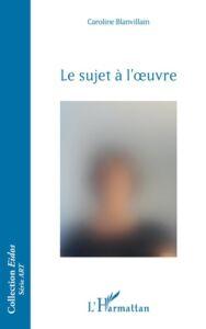 Première de couverture de l'ouvrage
