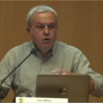 accès à la vidéo de la conférence d'Yves Soulé